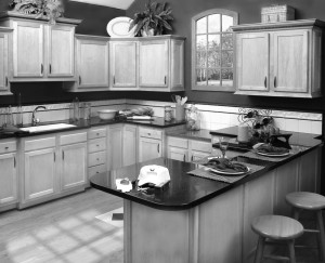 Mello Kitchen bw
